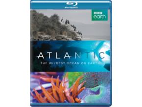 Atlantic: The Wildest Ocean on Earth (Blu-ray)