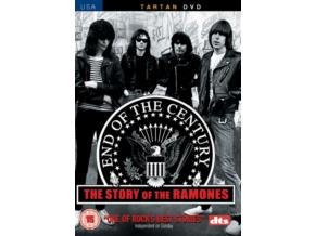 Ramones - End Of The Century (DVD)