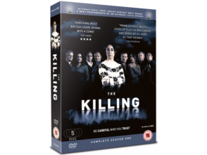 The Killing: Season 1 (2007) (DVD)