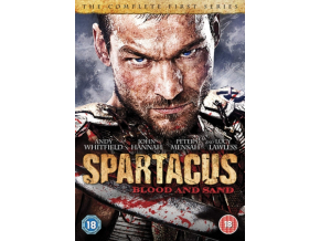 Spartacus: Blood And Sand - Season 1 (DVD)