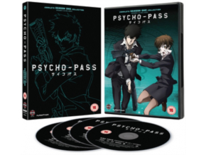 Psycho-Pass: Complete Series Collection (DVD)