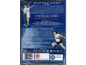 Summer Wars / The Girl Who Leapt Through Time (DVD)
