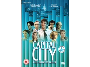 Capital City Complete Series (Series 1 - 2) (DVD)