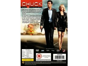 Chuck: The Complete Seasons 1-5 (DVD)