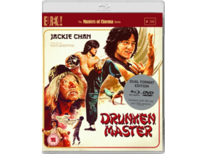 Drunken Master (1978) [Masters of Cinema] Dual Format (Blu-ray & DVD)
