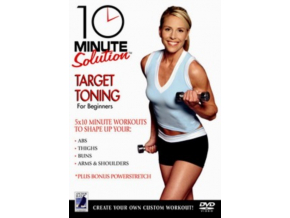 10 Minute Solution - Target Toning (DVD)