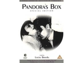 Pandoras Box (Silent) (Special Edition) (DVD)