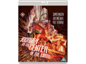 Journey To The Center Of The Earth (1959) (Blu-ray) (DVD)