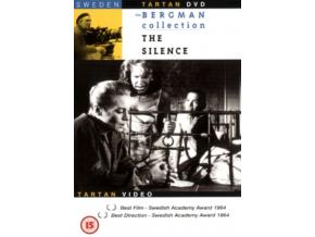 The Silence (Bergman) (DVD)
