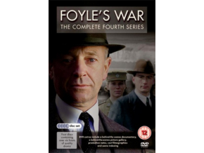 Foyle's War - Series 4 - Complete (DVD)