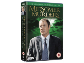 Midsomer Murders: The Complete Series Five and Six (DVD)
