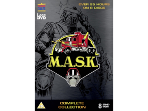 Mask - Complete Collection (DVD)