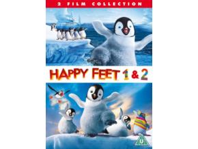 Happy Feet / Happy Feet Two (DVD)