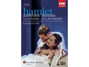 Hamlet - Ambroise Thomas (DVD)