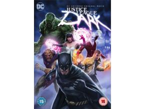 Justice League Dark [DVD] [2016]