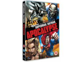 Superman/Batman Apocalypse (DVD)