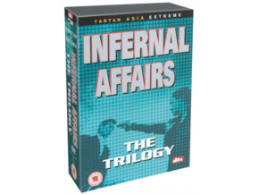 Infernal Affairs - The Trilogy (Subtitled) (Three Discs) (DVD)