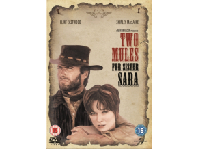 Two Mules for Sister Sara (1970) (DVD)