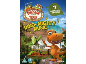 Dinosaur Train - Dino-Might Music (DVD)
