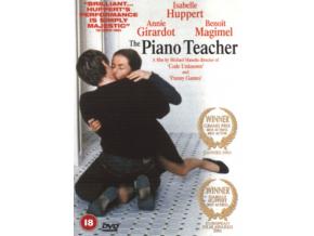 The Piano Teacher [2001] (DVD)