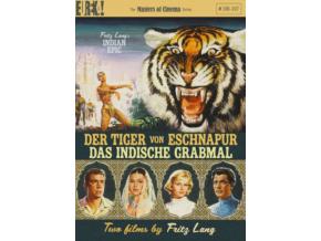 Der Tiger von Eschnapur / Das indische Grabmal (Masters of Cinema) (DVD)