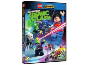 Lego: Justice League - Cosmic Clash (DVD)
