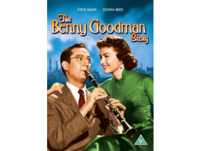 The Benny Goodman Story (1956) (DVD)