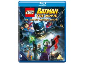 LEGO Batman: The Movie - DC Super Heroes Unite (Blu-Ray & UV) (DVD)