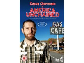 Dave Gorman - America Unchained (DVD)