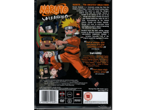 Naruto Unleashed - Series 1 (DVD)