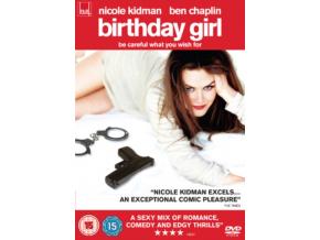 Birthday Girl (2001) (DVD)