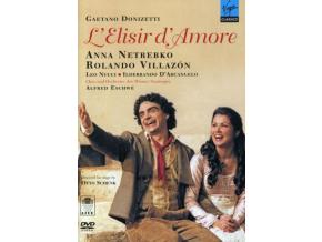 Donizetti - Lelisir Damore (DVD)