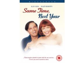 Same Time  Next Year (1978) (DVD)