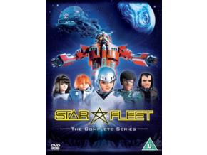 Star Fleet X Bomber - Series 1 - Complete (DVD)