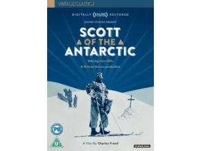 Scott Of The Antarctic (1948) (DVD)
