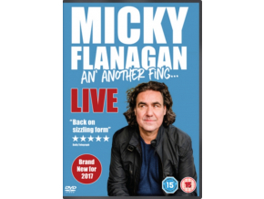 Micky Flanagan - An' Another Fing Live (DVD)