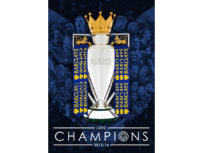 Leicester City Football Club: Premier League Champions - 2015/16 Official Season Review (Blu-ray) (DVD)