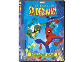 The Spectacular Spider-Man Vol.1 (DVD)