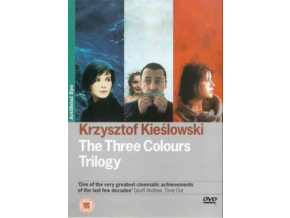 The Three Colours Trilogy (4 Disc) (DVD)