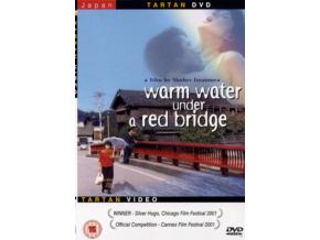 Warm Water Under A Red Bridge (DVD)