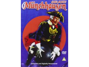 Munchhausen (Subtitled) (1943) (DVD)