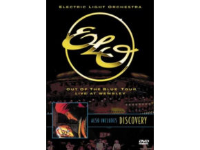 Electric Light Orchestra - Out Of The Blue Live At Wembley / Discovery (DVD)