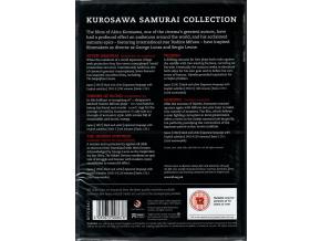 Akira Kurosawa - The Samurai Collection (DVD)
