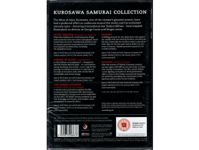 Akira Kurosawa - The Samurai Collection (DVD)