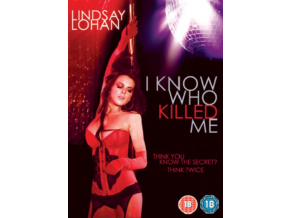 I Know Who Killed Me (DVD)