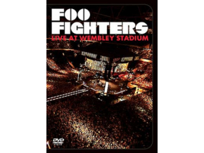 Foo Fighters: Live At Wembley Stadium (Music DVD)