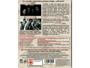 Battle of Algiers - Dual Format Special Edition [DVD]