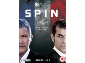 Spin - Series 1 & 2 (DVD)