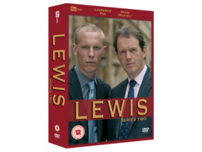 Lewis - Series 2 (DVD)