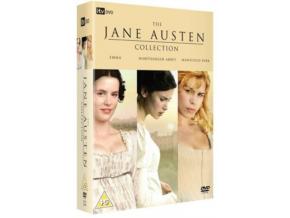 The Jane Austen Collection - Mansfield Park / Northanger Abbey / Emma (DVD)